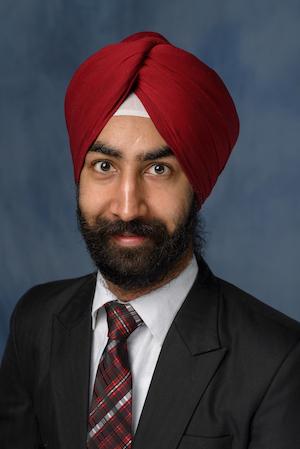 Arashdeep Singh, Postdoctoral Associate, Dept. of Pharmacodynamics, UF College of Pharmacy