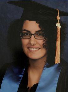Niousha Ahmari headshot